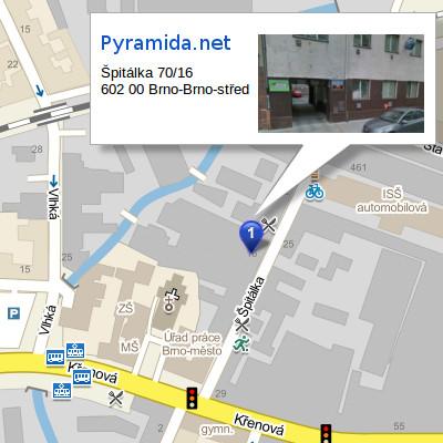 Pyramida.net - Špitálka 16